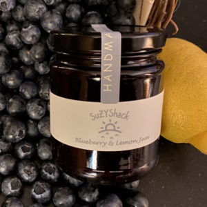 Blueberry and Lemon Jam