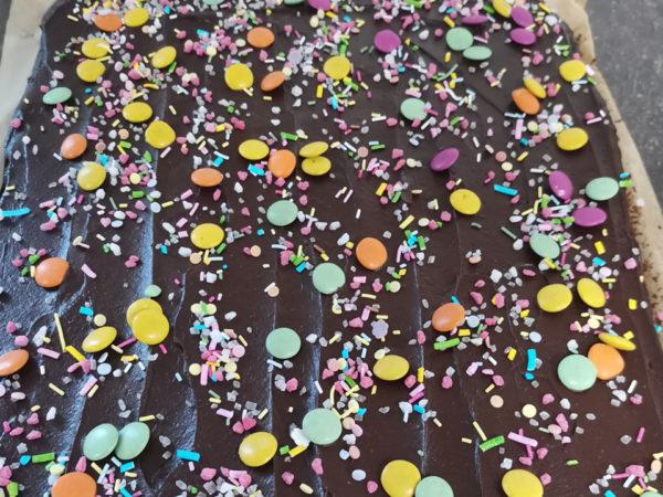 Kids Kärleksmums cake